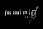 Resident Evil Zero HD Remaster Logo black