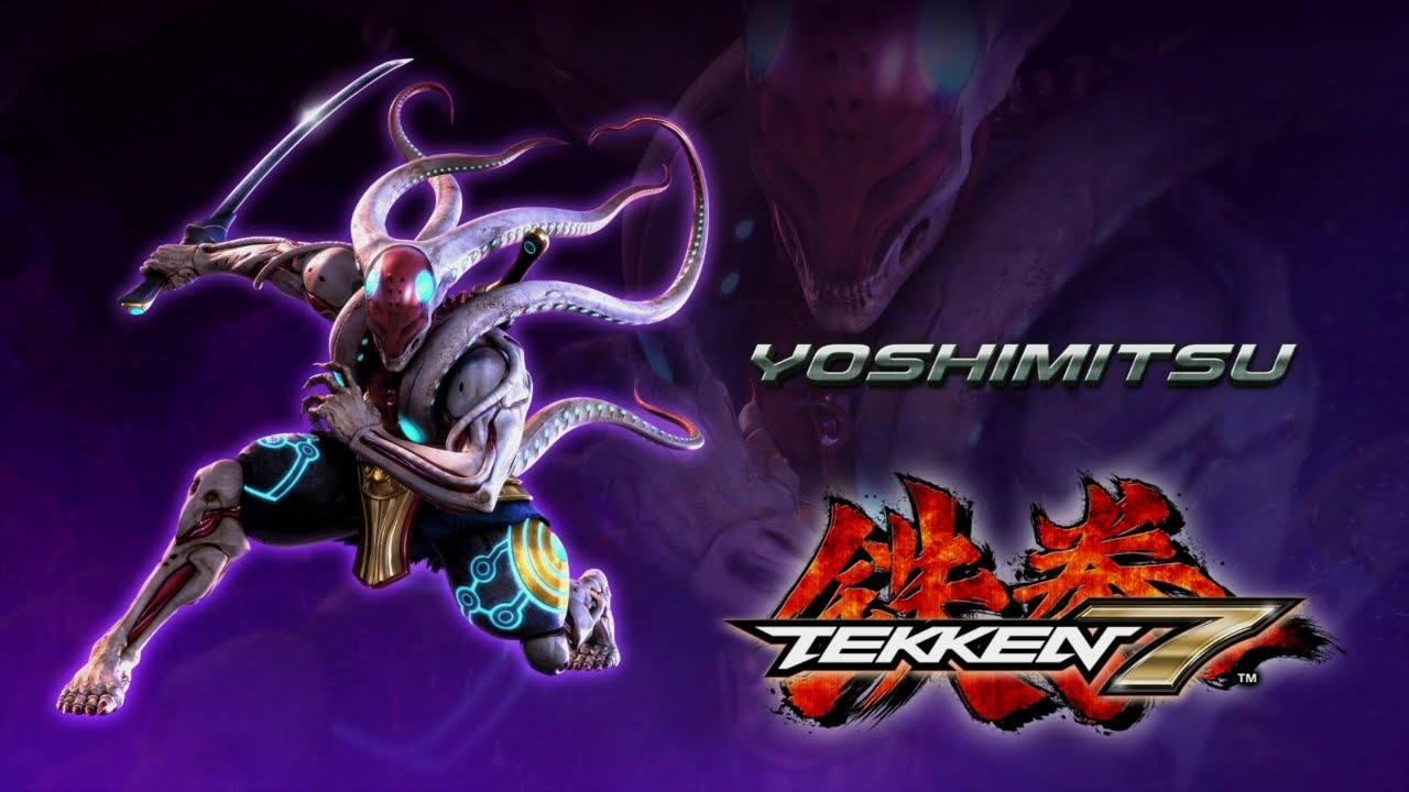 Tekken 7 08-05-15 Yoshimitsu