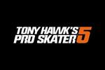 Tony Hawk's Pro Skater 5 Logo black