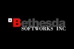 Bethesda Softworks Logo black