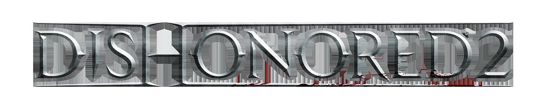 Dishonored 2 Logo black