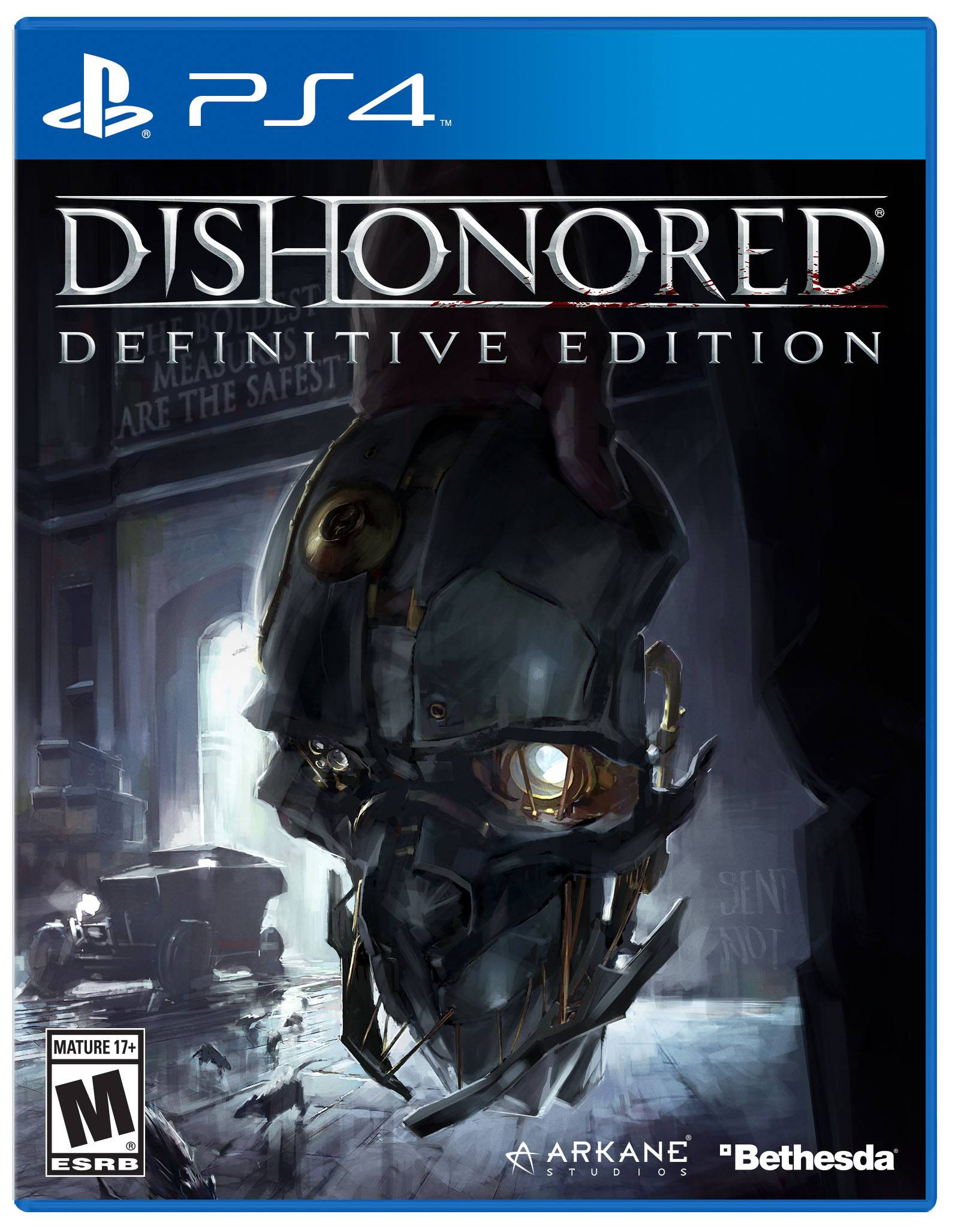 Dishonored definitive edition xbox one review