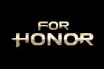 For Honor Logo black
