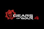 Gears of War 4 Logo black