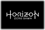 Horizon Zero Dawn Logo black