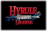 Hyrule Warriors Legends Logo black