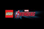 LEGO Marvel's Avengers Logo black