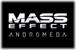 Mass Effect Andromeda Logo black