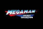 Mega Man Legacy Collection Logo black