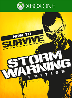 How to Survive Storm Warning Edition cover XBL