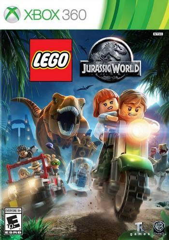 LEGO Jurassic World cover 360 USA