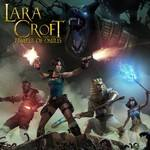 Lara Croft Y and the Temple of Osiris Logo