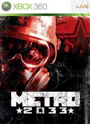 METRO 2033 cover XBL