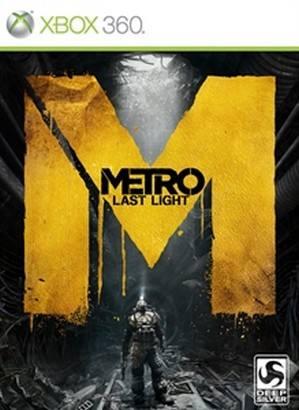 METRO Last Light cover XBL