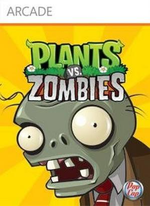 Plants vs Zombies cover Xbox Live