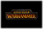Total War HAmmer Logo black