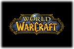 World of Warcraft Logo black