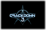 Crackdown 3 Logo black