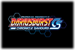 Darius Burst Chronicle Saviours Logo black