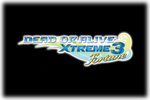 Dead or Alive Xtreme 3 Fortune Logo black