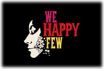 We HAppy Few Logo black