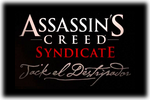 Assassin's Creed Syndicate - DLC JAck the Ripper Logo black