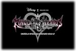 Kingdom Hearts HD II.8 Final Chapter Prologue Logo black