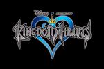 Kingdom Hearts Logo black