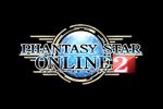 Phantasy Star Online 2 Logo black