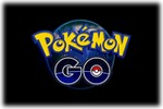 Pokémon GO Logo black
