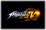 The King of Fighters XIV Logo black