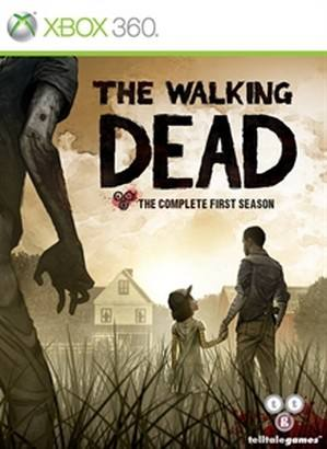 The Walking Dead The Complete First Season cover 360