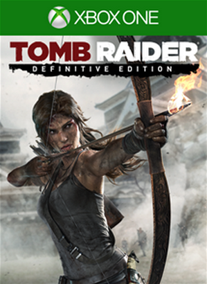 Tomb Raider Definitive Edition cover Xbox One