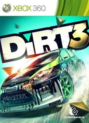 DiRT 3 cover XBO