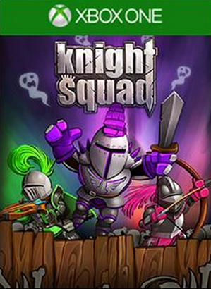 Knight Squad cover XBO