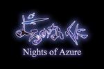 Nights of Azure Logo black