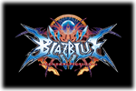 BlazBlue Central Fiction Logo black