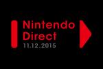 Nintendo Direct 12-11-15 Logo black