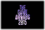 The Game Awards 2015 Logo black