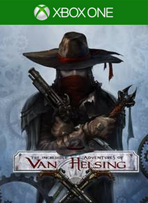 The Incredible Adventures of Van Helsing cover XBO