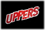 Uppers Logo black