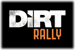 DiRT Rally Logo black