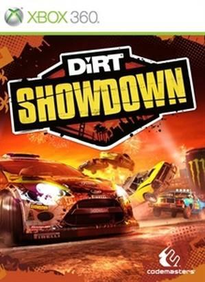 DiRT Showdown cover