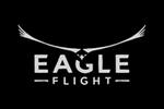 Eagle Flight Logo black