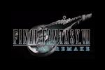 Final Fantasy VII Remake Logo black