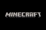 Minecraft Logo black
