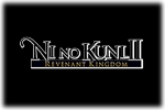 Ni no Kuni II Revenant Kingdom Logo black