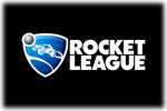 Rocket League Logo black