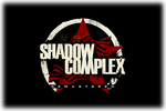 Shadow Complex Remastered Logo black