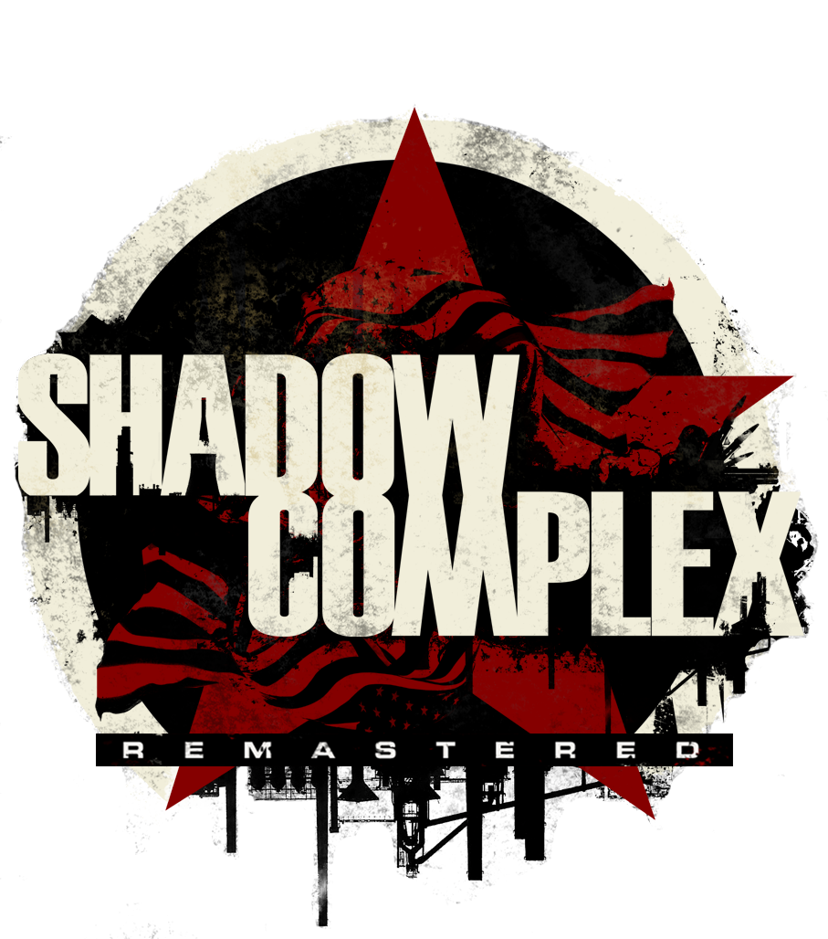 Shadow Complex Remastered Logo